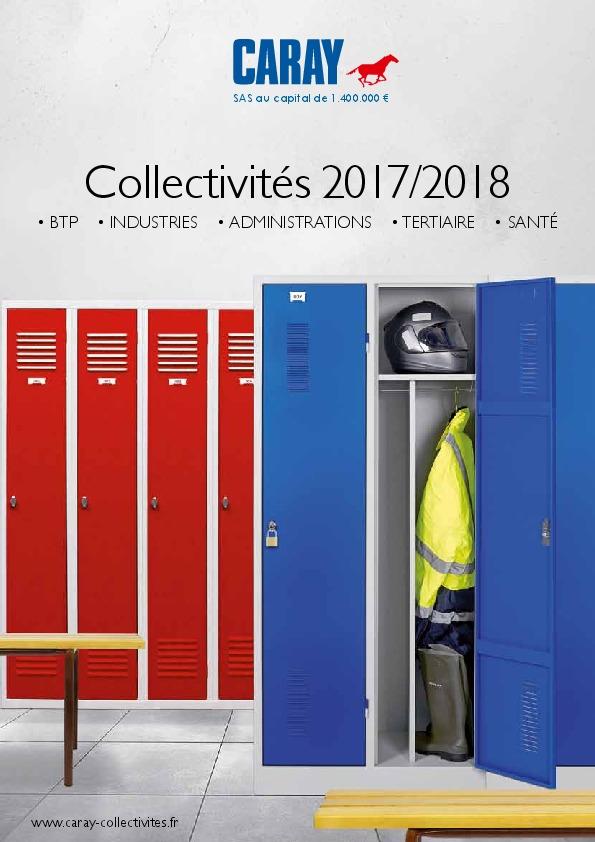 Catalogue CARAY Collectivités 2017/2018 - Mobilier de bureau Alençon