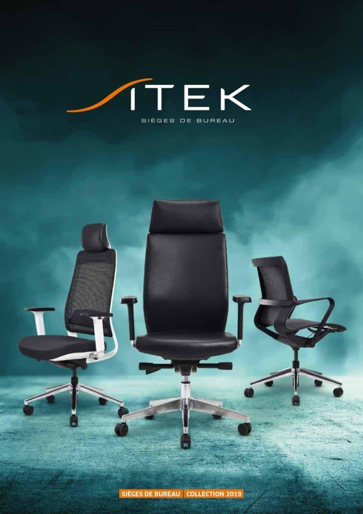 Catalogue SITEK 2019 – Mobilier de bureau Alençon