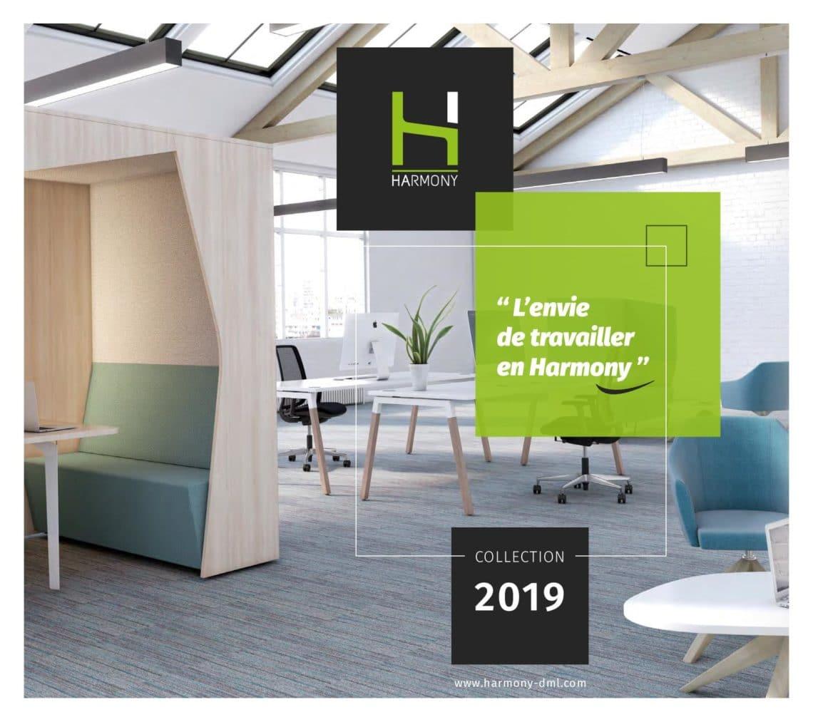 Catalogue Harmony 2019 - MobilierDeBureauAlençon.fr
