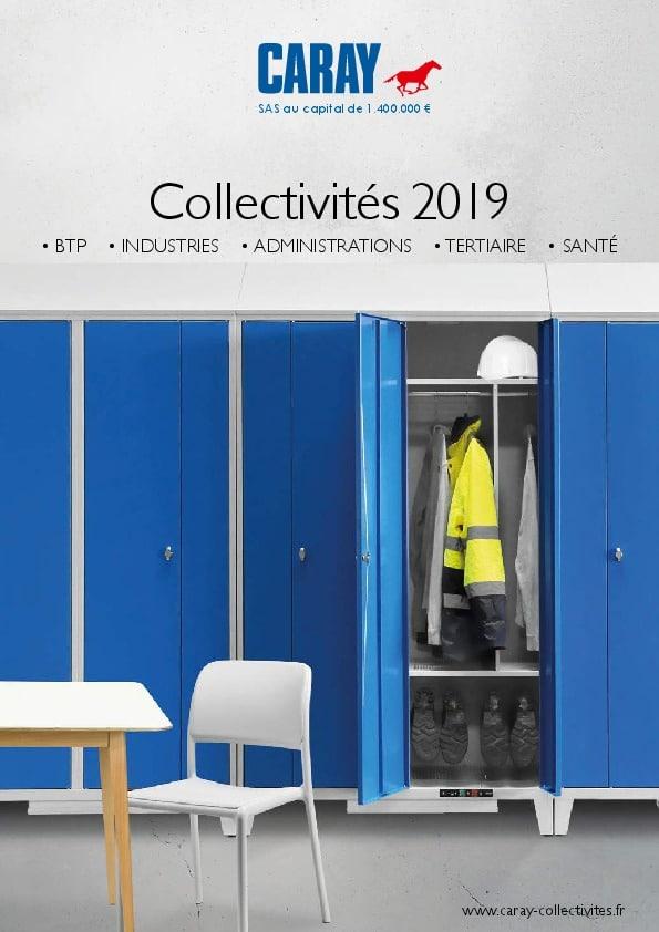 Catalogue Caray Collectivité 2019 - MobilierDeBureauAlençon.fr